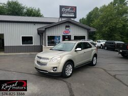 2010_Chevrolet_Equinox_LTZ_ Middlebury IN