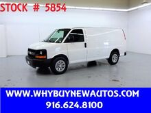 2010_Chevrolet_Express 1500_~ Only 8K Miles!_ Rocklin CA
