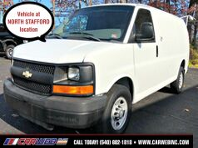 2010_Chevrolet_Express Cargo Van_2500 Cargo_ Fredricksburg VA