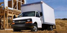 2010_Chevrolet_Express Commercial Cutaway_3500_ Wichita Falls TX