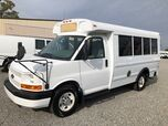 2010 Chevrolet Express Commercial Cutaway 3500 BUS