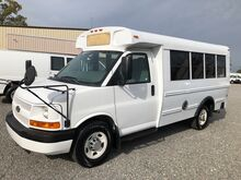 2010_Chevrolet_Express Commercial Cutaway_3500 BUS_ Ashland VA