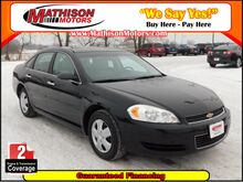 2010_Chevrolet_Impala_LS_ Clearwater MN
