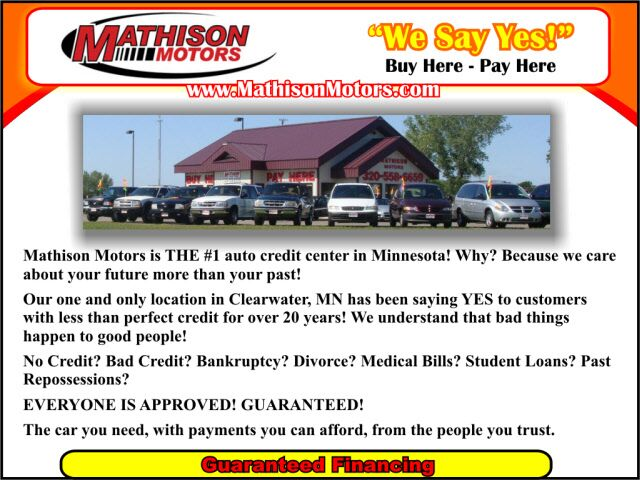 2010 Chevrolet Impala LS Clearwater MN