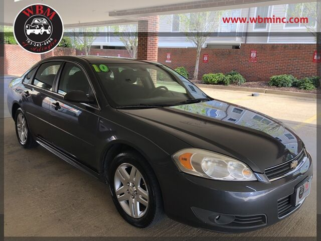 2010 Chevrolet Impala LT Arlington VA