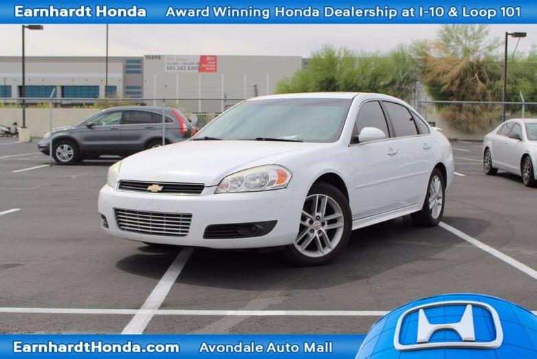 2010 Chevrolet Impala LTZ Avondale AZ