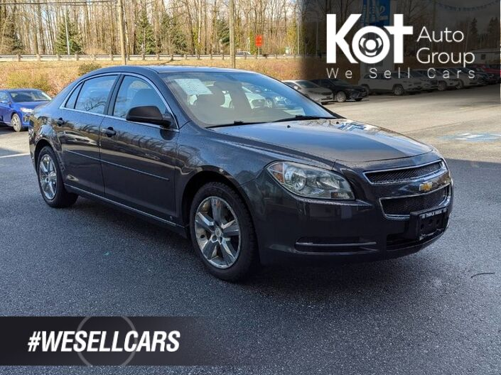 2010 Chevrolet Malibu 4dr Sdn LT Platinum Edition Maple Ridge BC