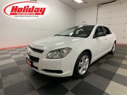 2010_Chevrolet_Malibu_LS with 1LS_ Fond du Lac WI