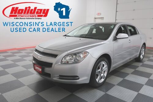 2010_Chevrolet_Malibu_LT with 1LT_ Fond du Lac WI