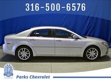 2010_Chevrolet_Malibu_LTZ_ Wichita KS