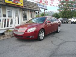 2010_Chevrolet_Malibu_LTZ_ Pocatello and Blackfoot ID