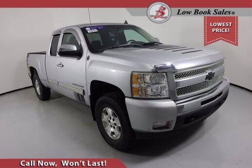2010_Chevrolet_SILVERADO 1500_EXT CAB 4X4 LT_ Salt Lake City UT