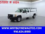 2010 Chevrolet Silverado 1500 ~ 4x4 ~ Extended Cab ~ Only 40K Miles!