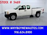 2010 Chevrolet Silverado 1500 ~ 4x4 ~ Extended Cab ~ Only 68K Miles!