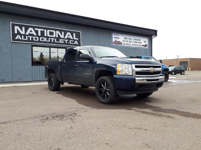2010 Chevrolet Silverado 1500 LT - COMMAND START, NEW WHEELS AND TIRES, 2 1/2 LIFT Lethbridge AB