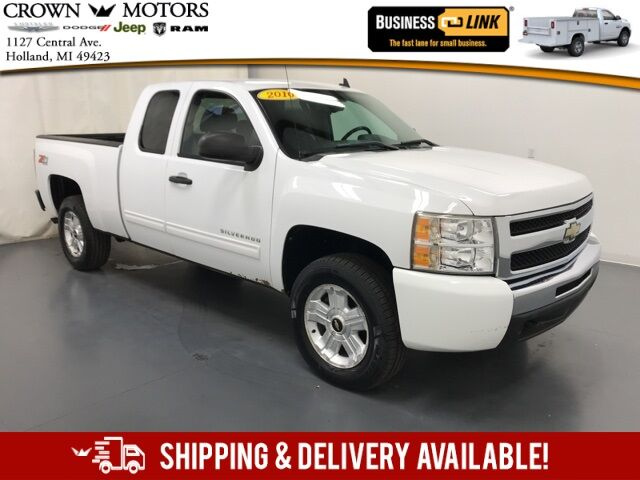2010 Chevrolet Silverado 1500 LT Holland MI