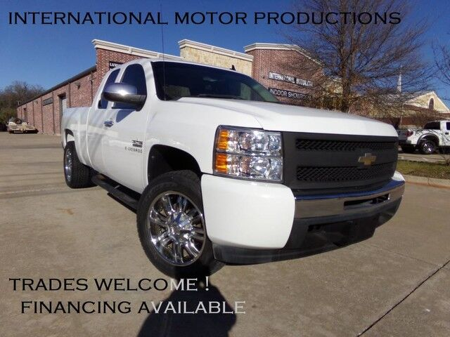 2010 Chevrolet Silverado 1500 LT / New Tires Carrollton TX
