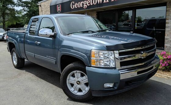 2010 Chevrolet Silverado 1500 LT Watch Video Below! Georgetown KY