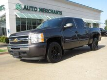 2010_Chevrolet_Silverado 1500_LT1 Crew Cab 2WD CLOTH SEATS, TOW HITCH, SATELLITE RADIO, AUX INPUT_ Plano TX