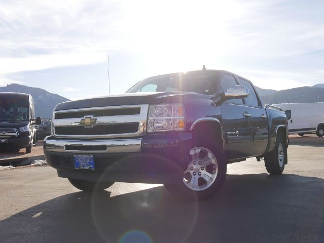 2010 Chevrolet Silverado 1500 LT1 Crew Cab 4WD Colorado Springs CO