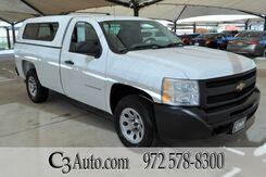 2010_Chevrolet_Silverado 1500_Work Truck_ Plano TX