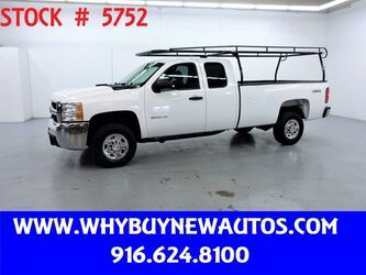 Chevrolet Silverado 2500HD ~ 4x4 ~ Extended Cab ~ Only 39K Miles! 2010