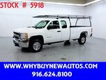 2010 Chevrolet Silverado 2500HD ~ Extended Cab ~ Only 34K Miles!