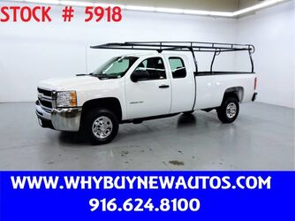 Chevrolet Silverado 2500HD ~ Extended Cab ~ Only 34K Miles! 2010