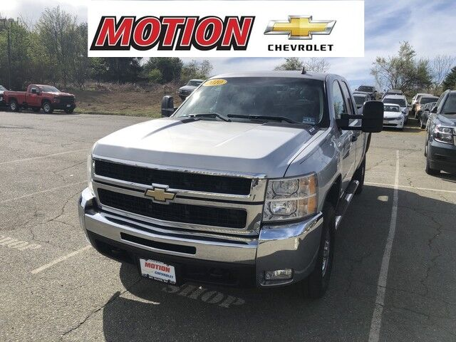 2010 Chevrolet Silverado 2500HD 4WD Ext Cab 143.5 LT Hackettstown NJ