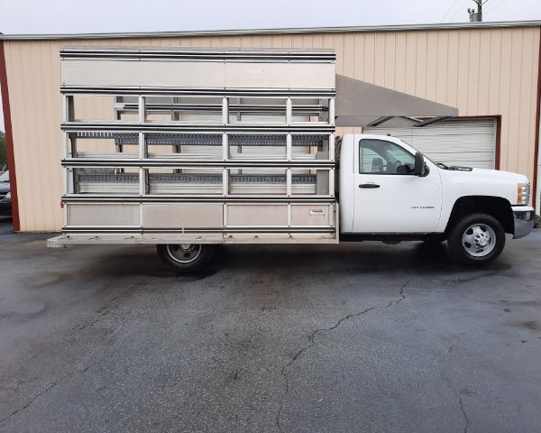 2010 Chevrolet Silverado 3500HD Work Truck DRW 2WD Middletown OH