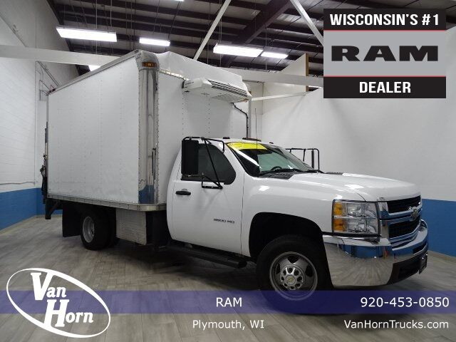 2010 Chevrolet Silverado 3500HD Work Truck Plymouth WI