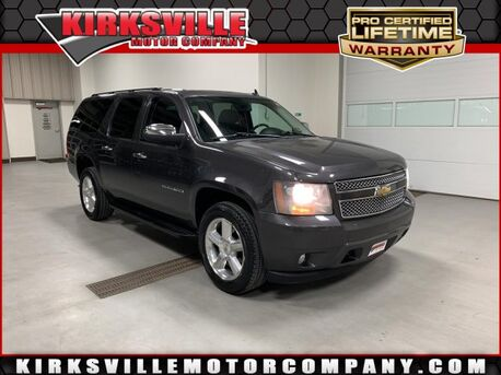 2010_Chevrolet_Suburban_4WD 4dr 1500 LS_ Kirksville MO