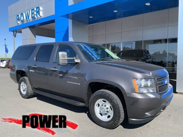 2010 Chevrolet Suburban Commercial Corvallis OR