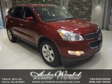 2010_Chevrolet_TRAVERSE LT FWD__ Hays KS