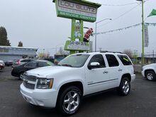 2010_Chevrolet_Tahoe_LTZ_ Eugene OR