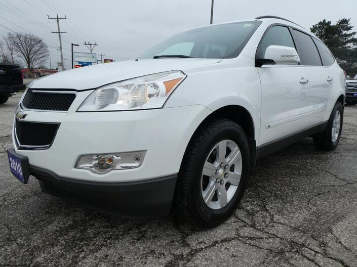 2010 Chevrolet Traverse 1LT Remote Start Heated Seats Back Up Cam Essex ON
