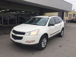 2010_Chevrolet_Traverse_LS AWD_ Cleveland OH