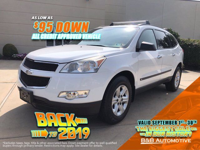 2010 Chevrolet Traverse LS Fairless Hills PA