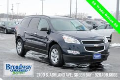 2010_Chevrolet_Traverse_LS_ Green Bay WI