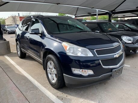 2010_Chevrolet_Traverse_LT 1LT/CRUISE/P2_ Euless TX
