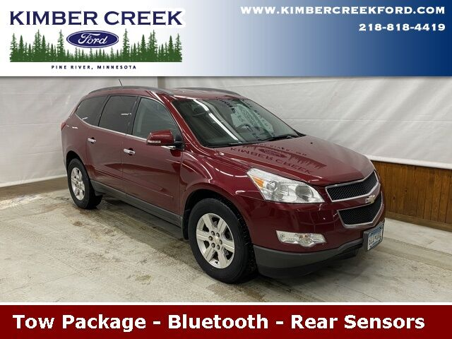 2010 Chevrolet Traverse LT Pine River MN
