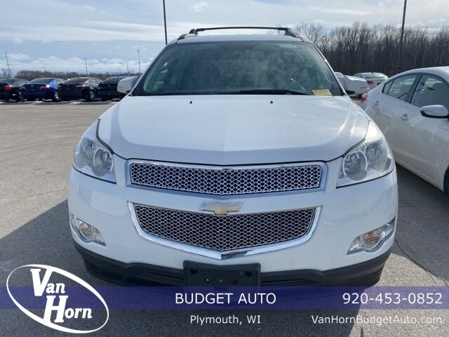 2010 Chevrolet Traverse LT Plymouth WI