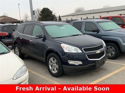 2010_Chevrolet_Traverse_LT with 1LT_ Fond du Lac WI