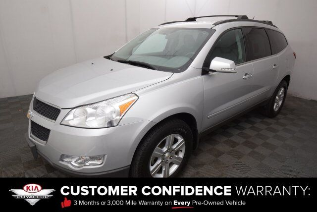 2010 Chevrolet Traverse LT with 1LT Puyallup WA