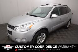 2010 Chevrolet Traverse LT with 1LT
