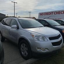 2010_Chevrolet_Traverse_LT1 FWD_ Kansas City MO