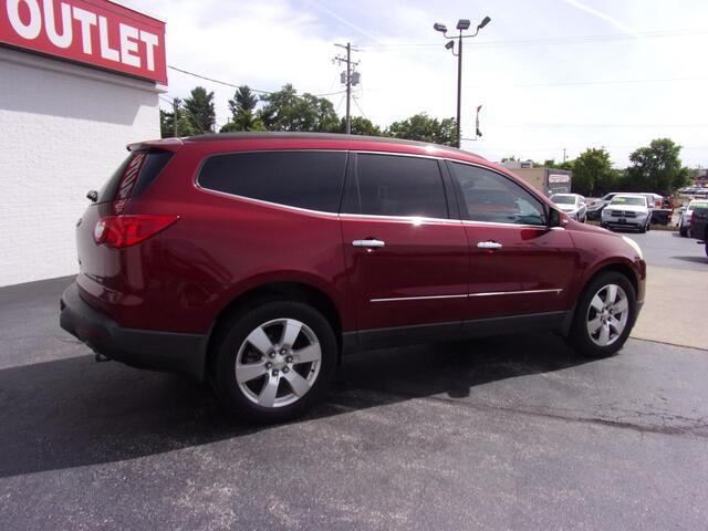 2010 Chevrolet Traverse LTZ Richmond KY