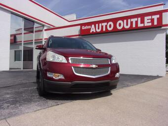 2010_Chevrolet_Traverse_LTZ_ Richmond KY