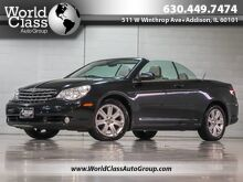 2010_Chrysler_Sebring_Touring CONVERTIBLE LEATHER_ Chicago IL