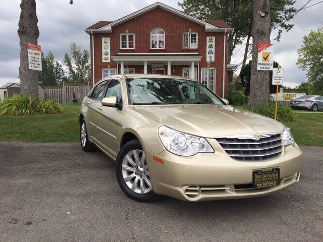 2010 Chrysler Sebring Touring$54/WkLOW KM!Pwr Windows,Locks,MirrorsAlloysAUXCruise London ON